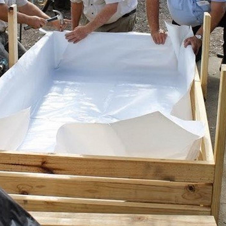 Grow Bed Trough Liner Ldpe L D P E