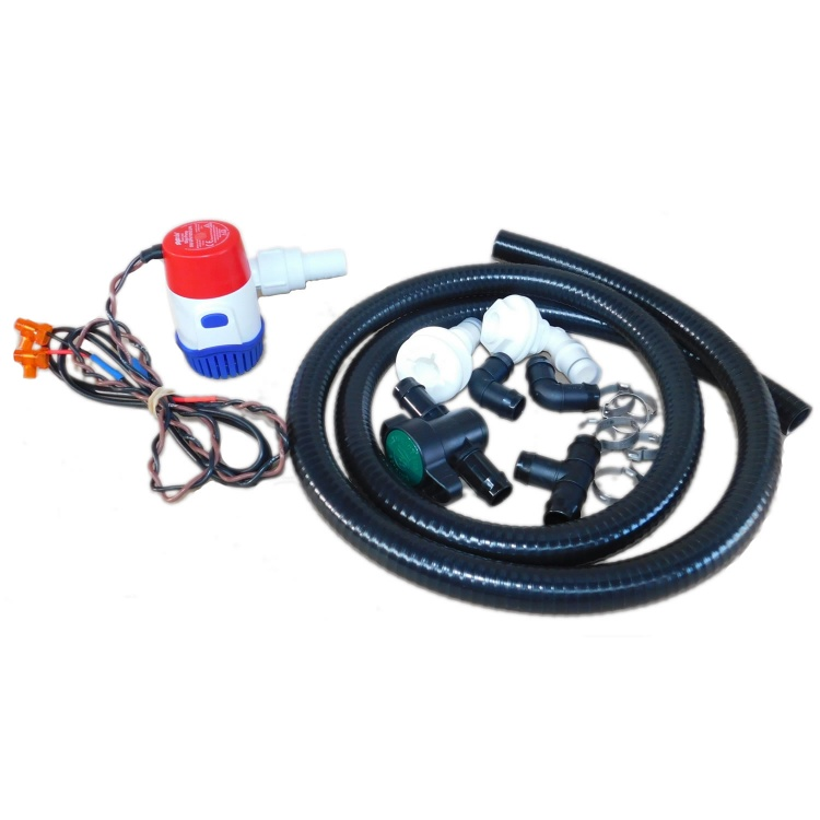 Backup Pump - with hose and fittings