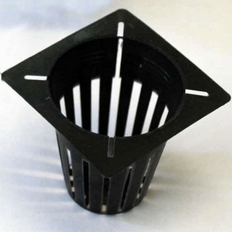 Mini Slotted Net Pots for Aquaponics 50mm (Lettuce Pots)
