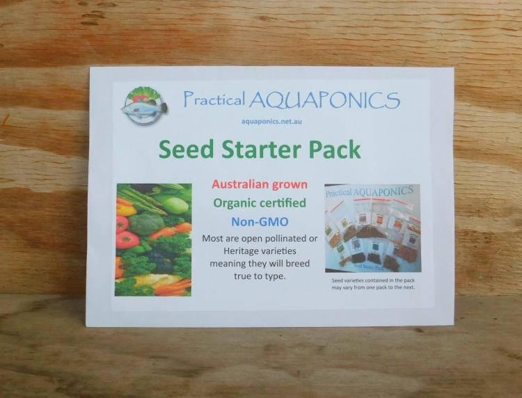 Seed Starter Pack