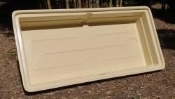 AQUAPONICS GROW BED 585 litres